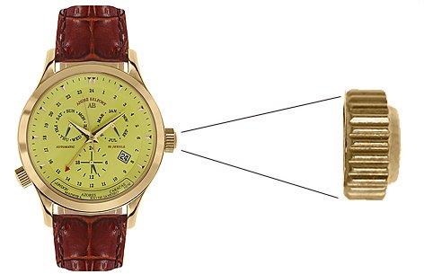 Krone Uhr