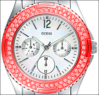 guess candy pop trend 15074L1 lünette