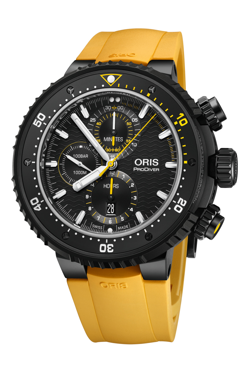 01 774 7727 7784-Set - Oris Dive Control Limited Edition