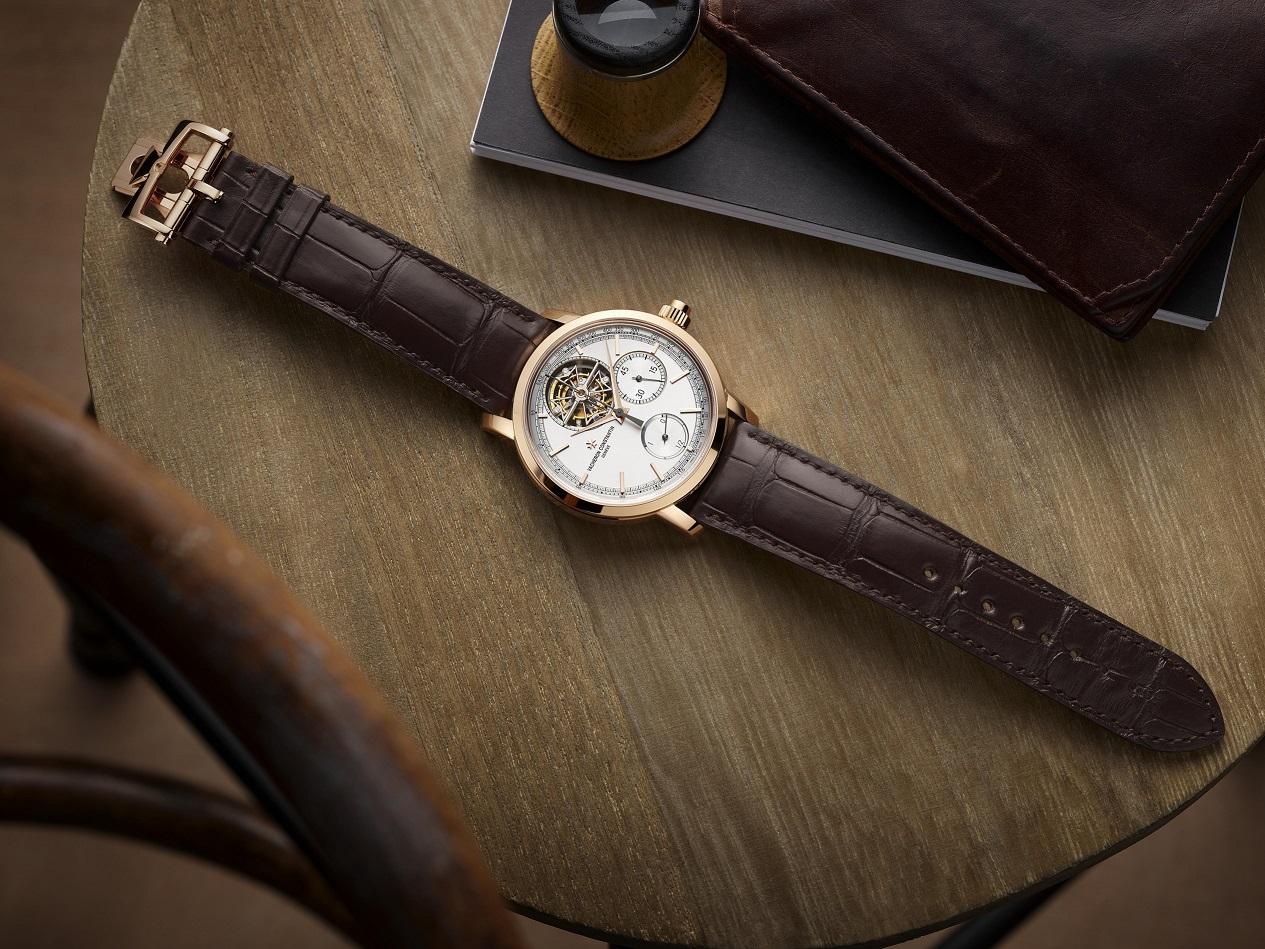 Traditionnelle Tourbillon Chronograph