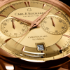 Carl F. Bucherer Manero Flyback ganz in Gold