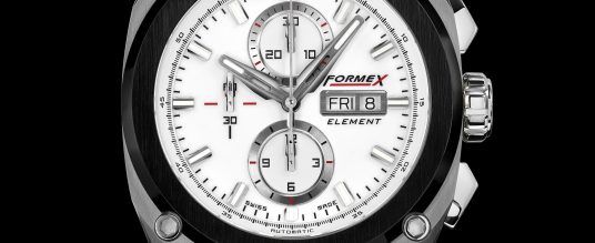 Der Element Sport-Chronograph von Formex