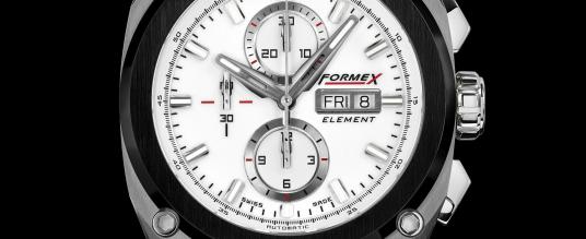 Der Element Sport-Chronograph von Formex