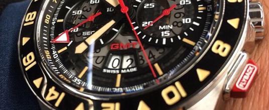 Für Männer: Silverstone RS GMT