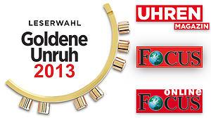 Goldene Unruh 2013: Stimmen Sie für Ihren Favoriten ab