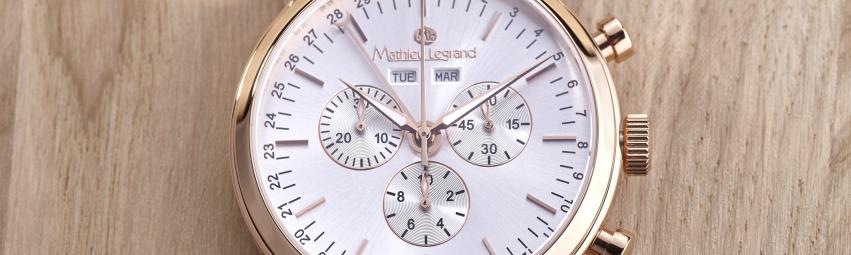 Klassisch elegant: Die Mathieu Legrand Tournante