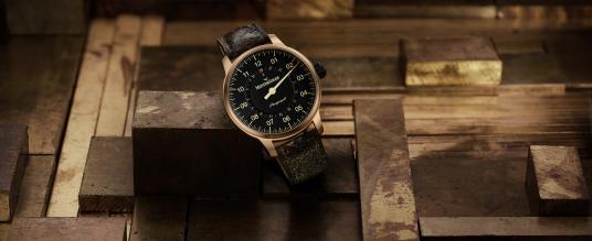 MeisterSingers Neue: Eine Uhr mit Charakter