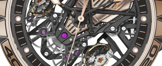 Roger Dubuis: Neue Kollaborationen mit Lamborghini & Pirelli