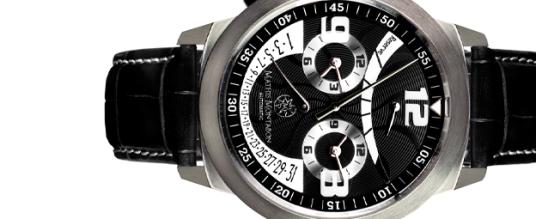Uhren im Test: Mathis Montabon Réserve de Marche