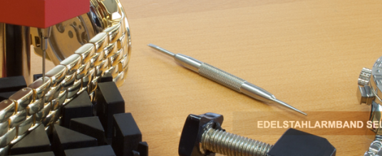 Anleitung zum (Edel-)Stahl Armband kürzen