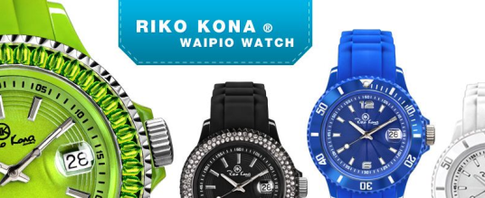 Riko Kona – Waipio: Hawaiianischer Flair am Handgelenk