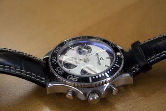 Kratzer Aus Dem Uhrenglas Entfernen Uhren Ass Blog