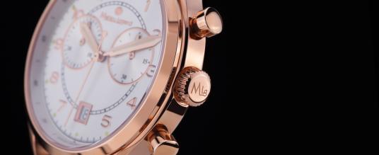 Schicker Chronograph: Mathieu Legrand Orbite Polaire