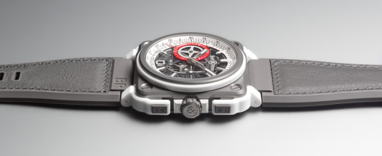 Bell & Ross BR-X1 White Hawk/Tourbillon White Hawk