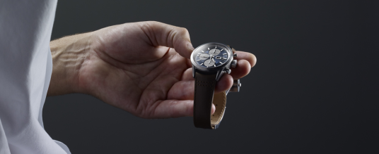 Der Raymond Weil Freelancer Chronograph erscheint in neuem Gewand