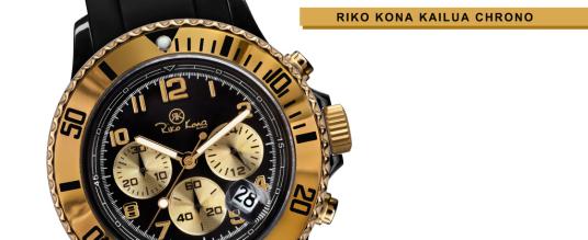 Riko Kona – Kailua Chrono: Darf's ein wenig glamouröser sein?