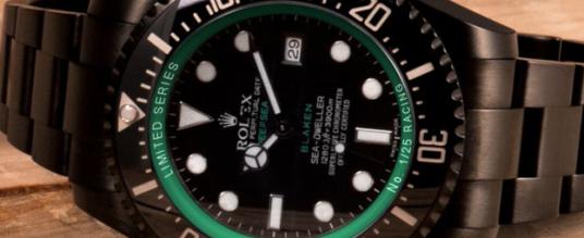 Rolex Deepsea: Jetzt auch in Farbe
