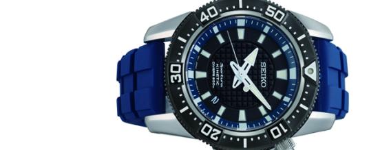 Lust auf Meer – Die neuen Seiko Sportura Kinetic Diver`s