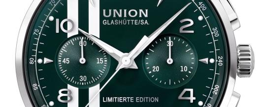 Union Glashütte: Limitierte Edition Sachsen Classic 2017