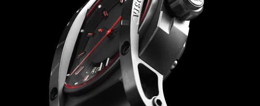 Up to Date-Sport: Schicke Uhren von Visconti