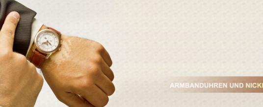 Armbanduhren und Nickelalllergie – geht das?