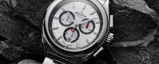 Vollendete Präzision: Alpiner Quartz Chronograph